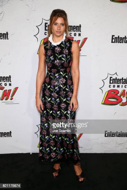 Alyson Michalka at Entertainment Weekly's annual ComicCon party in celebration of ComicCon 2017 at Float at Hard Rock Hotel San Diego on July 22 2017...