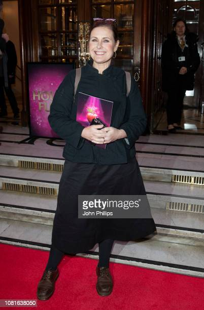 Alyson Moyet attends the premiere of 'Snow White' at London Palladium on December 12 2018 in London England