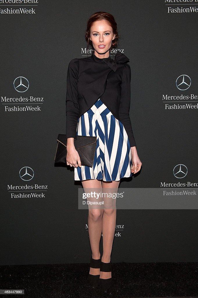 Seen Around Lincoln Center - Day 3 - Mercedes-Benz Fashion Week Fall 2015