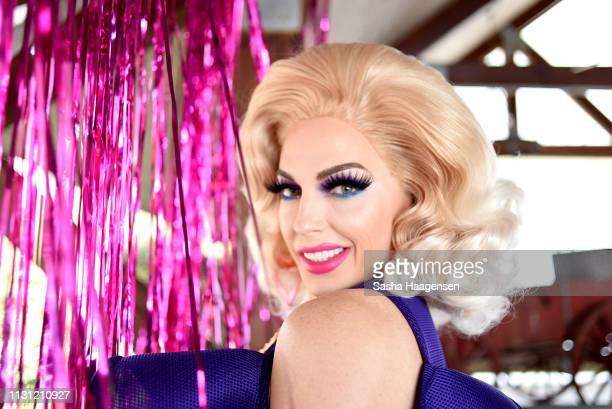 Alyssa Edwards hosts Camp TAZO an overnight camp where adults take a break from their routine and explore the unexpected on March 15 2019 in Marble...