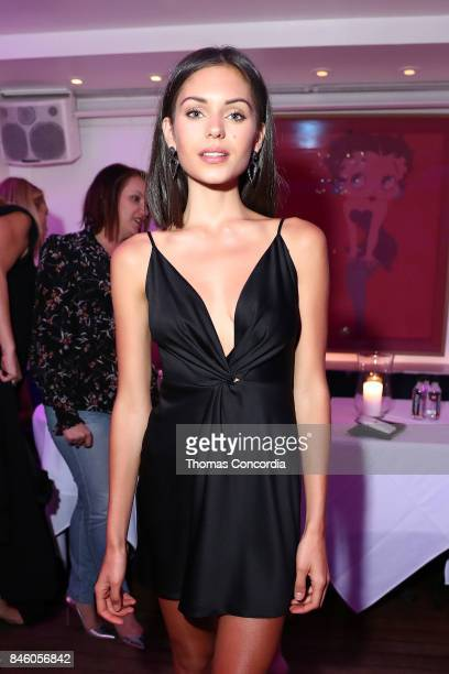 Alyssa Lynch attends Kia STYLE360 Hosts Uncommon James Chinese Laundry by Kristin Cavallari Hosted at Bagatelle NYC and Presented by ChapStick at...