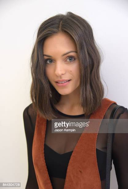 Alyssa Lynch attends the Milly SS18 Presentation during New York Fashion Week on September 8 2017 in New York City