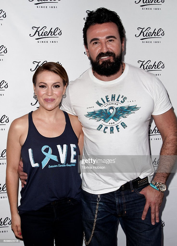 Kiehl's LifeRide For Ovarian Cancer Research Finale Event - Arrivals