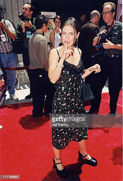 Alyssa Milano at the 1999 premiere of Star Wars Phantom Menace in Los Angeles