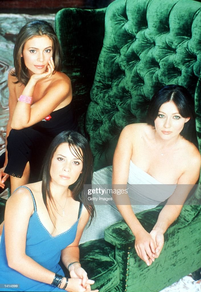 TV STILLS FROM THE SHOW CHARMED : Nachrichtenfoto