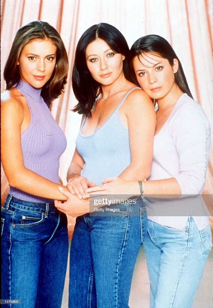TV STILLS FROM THE SHOW CHARMED : News Photo