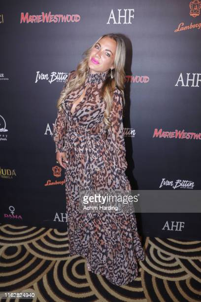 Alyssa Ramos at Waldorf Astoria Beverly Hills on July 17 2019 in Beverly Hills California