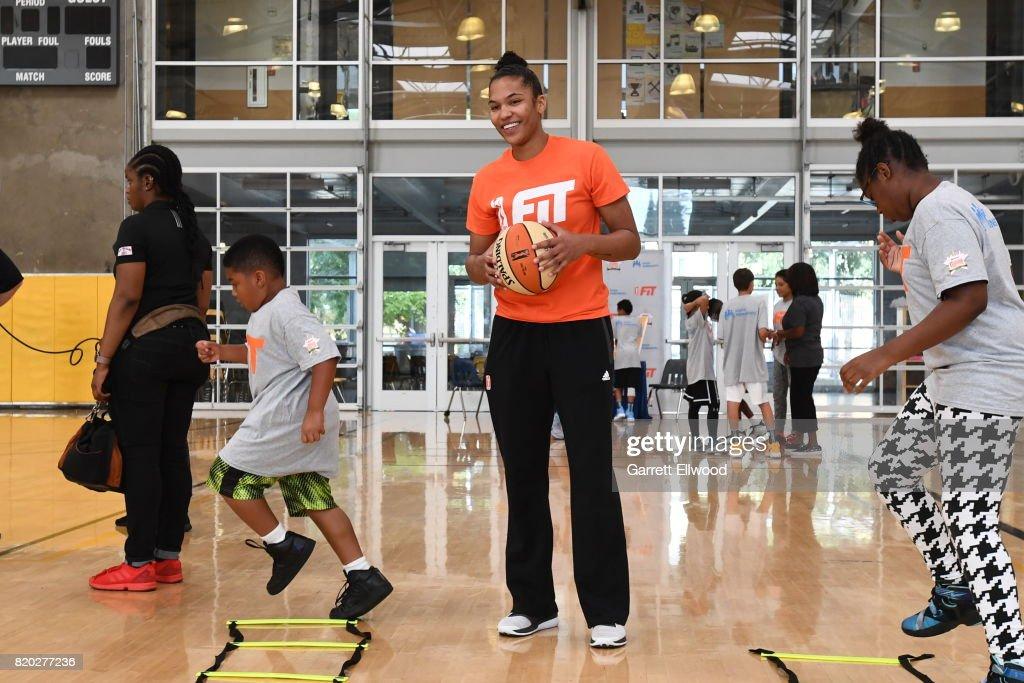 2017 WNBA Community Events