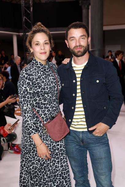 FRA: Paul Smith : Front Row - Paris Fashion Week - Menswear Spring/Summer 2020