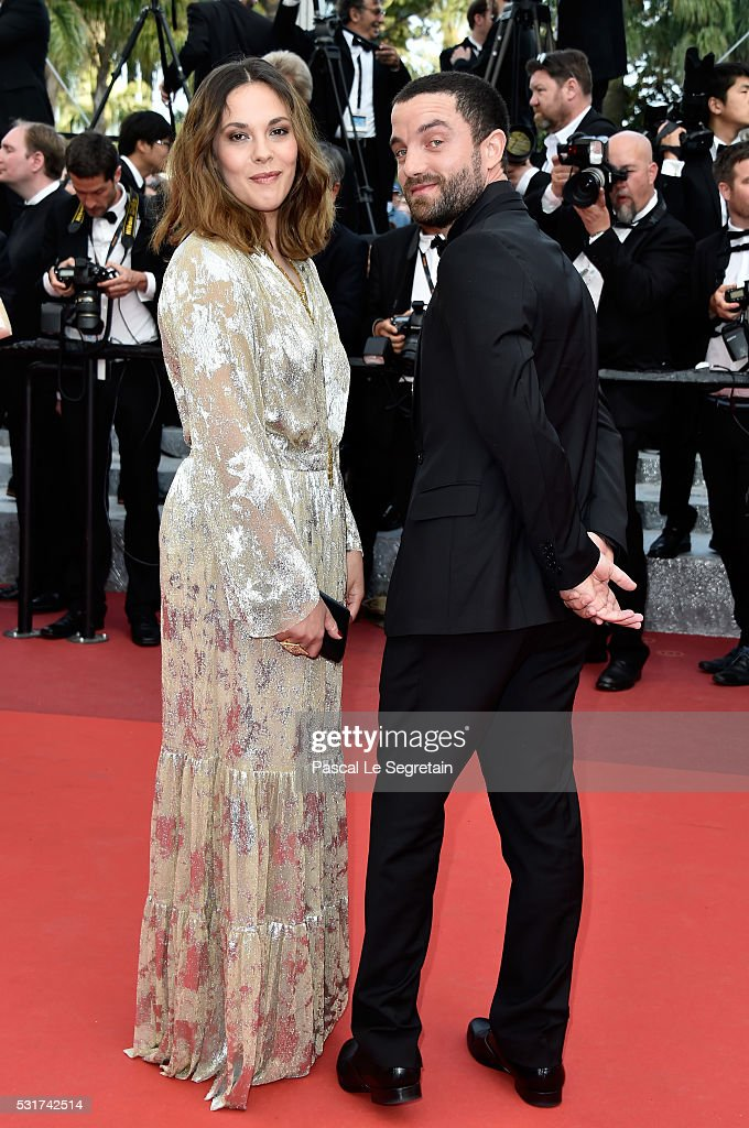 """""""Loving"""" - Red Carpet Arrivals - The 69th Annual Cannes Film Festival"""