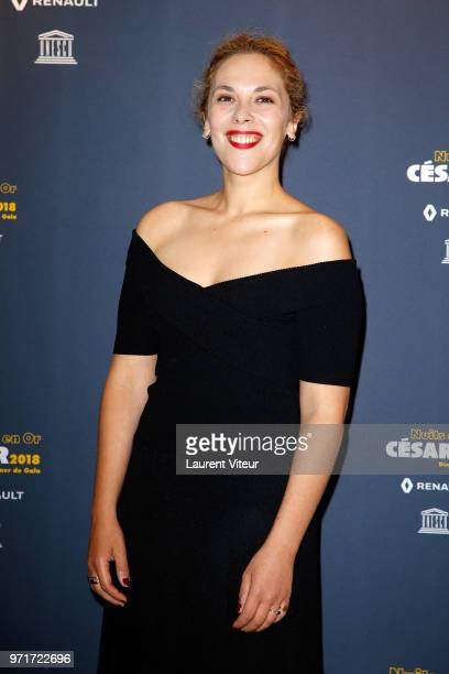 Alysson Paradis attends 'Les Nuits en Or 2018' at UNESCO on June 11 2018 in Paris France