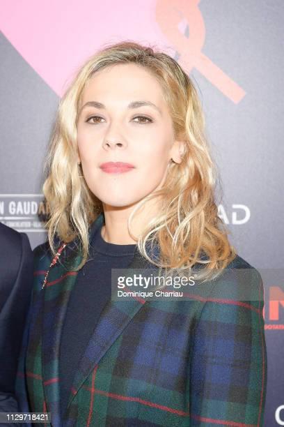 Alysson Paradis attends 'Par Amour' Charity Gala at Mairie de Paris on February 14 2019 in Paris France