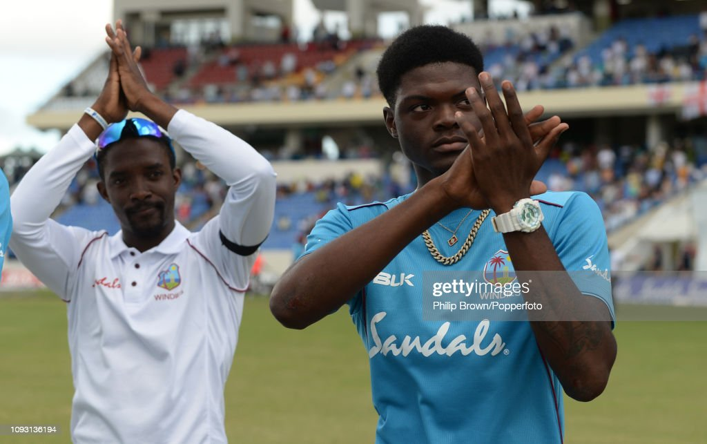 West Indies v England - Day Three : News Photo
