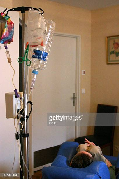 Alzheimer's disease, Femme souffrant de la maladie d'Alzheimer.
