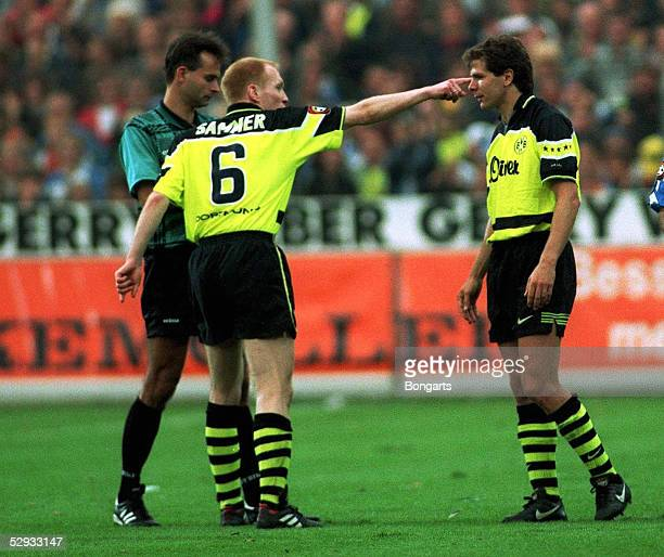 1 am 031097 Schiedsrichter AUST/Matthias SAMMER Andreas MOELLER