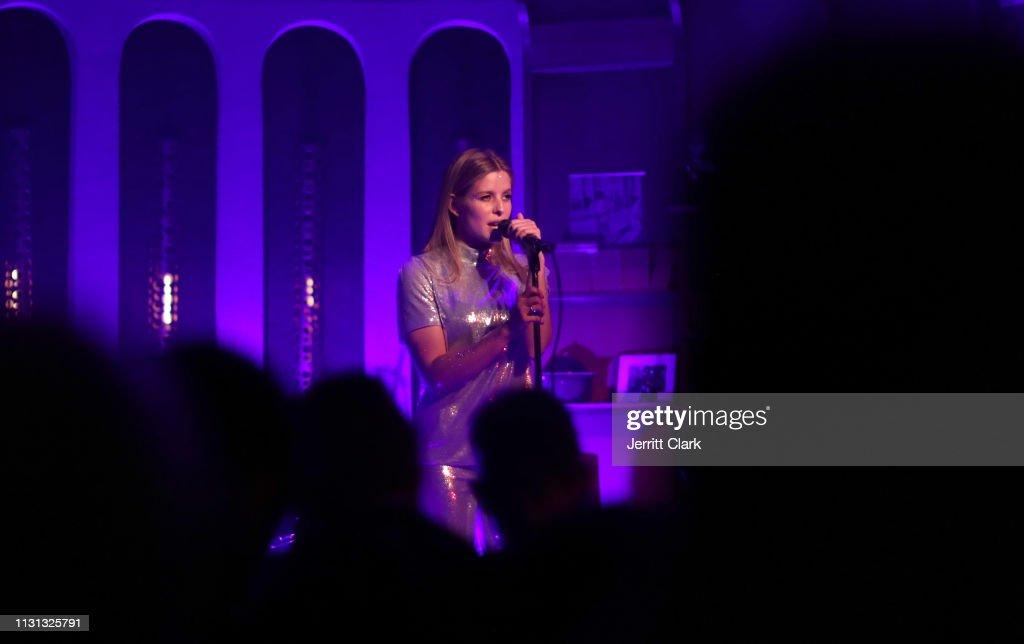 CA: I am Boleyn US Debut At Peppermint Club