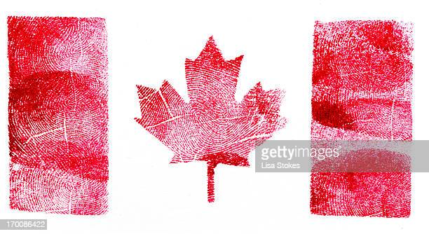 i am canada - canadian flag stock pictures, royalty-free photos & images
