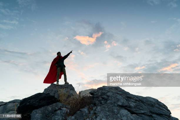 i am hero - hero and not superhero stock pictures, royalty-free photos & images