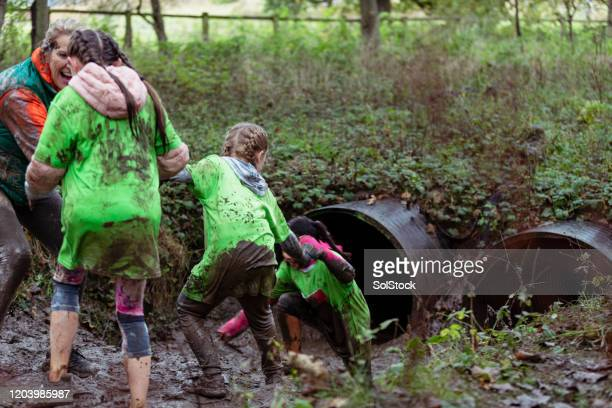 i am stuck in the mud - endurance race stock pictures, royalty-free photos & images