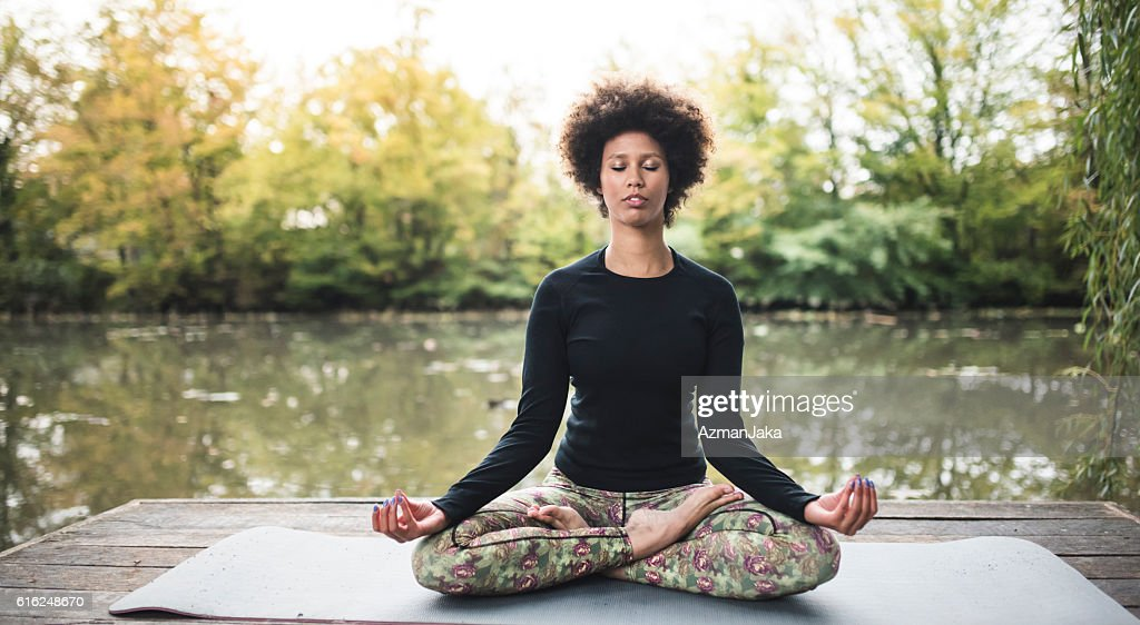 I am zen : Stock Photo