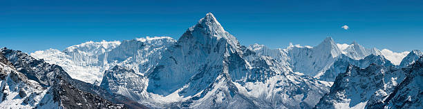 Ama Dablam 6812m Iconic Himalaya Mountain Peak Wall Art