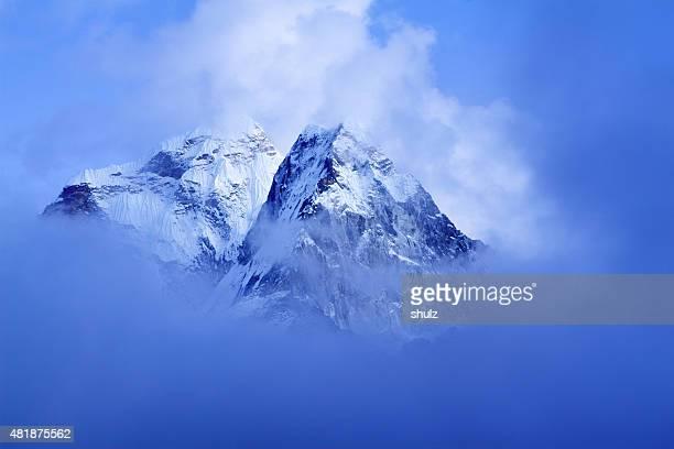 Ama Dablam. Nepal