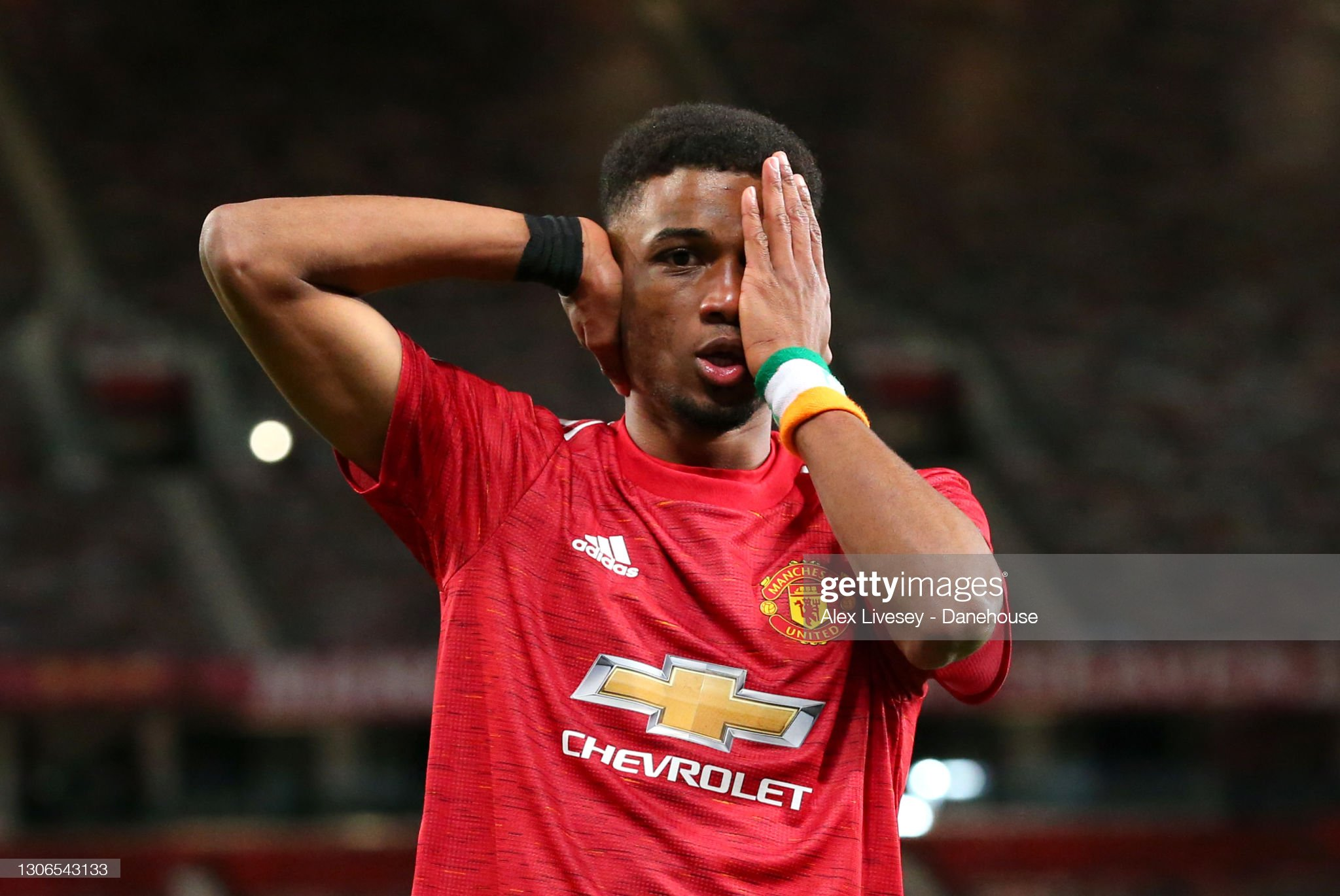 Manchester United v A.C. Milan - UEFA Europa League Round Of 16 Leg One : ニュース写真