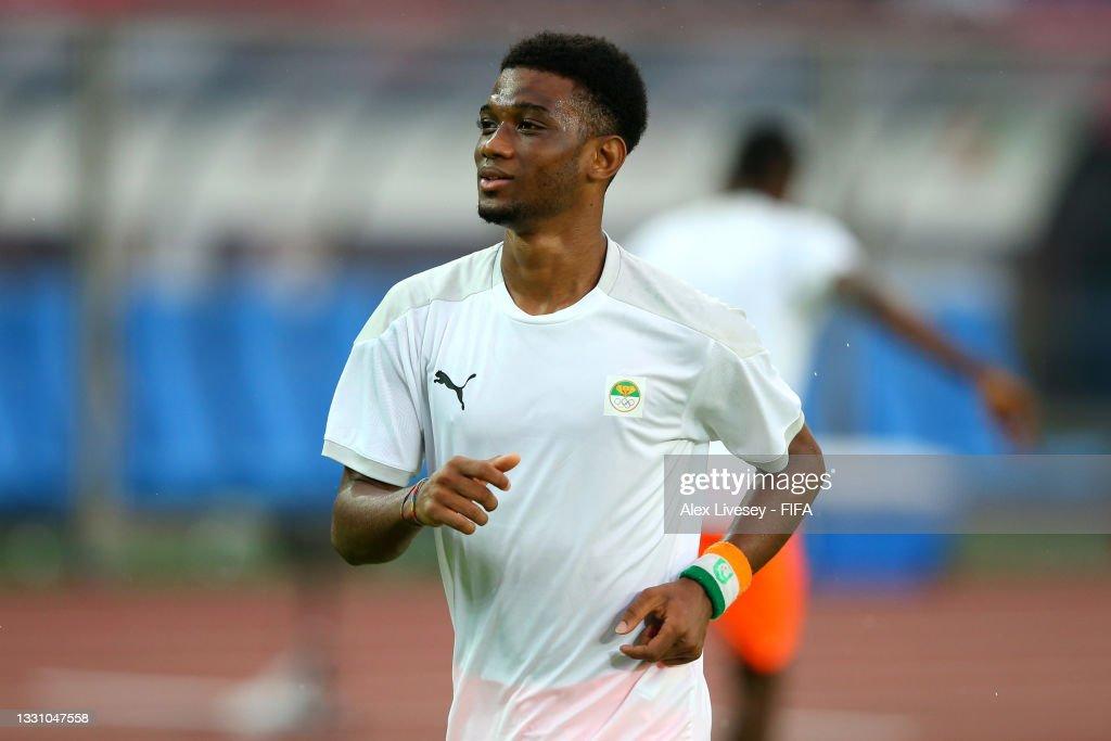 Germany vs Cote d'Ivoire: Men's Football - Olympics: Day 5 : News Photo