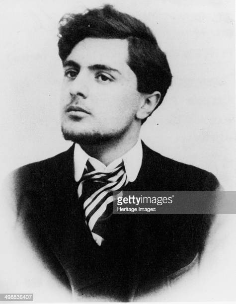 Amadeo Modigliani Italian artist