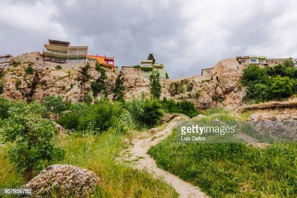 amadiya in iraqi kurdistan - archaeology stock pictures, royalty-free photos & images