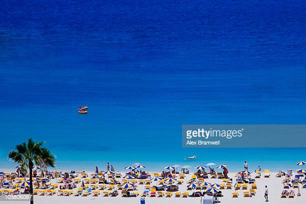 amadores beach - las palmas de gran canaria stock pictures, royalty-free photos & images
