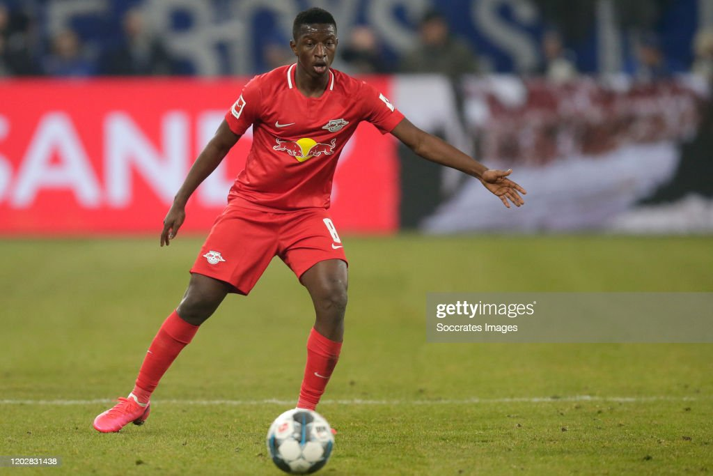 Schalke 04 v RB Leipzig - German Bundesliga : News Photo