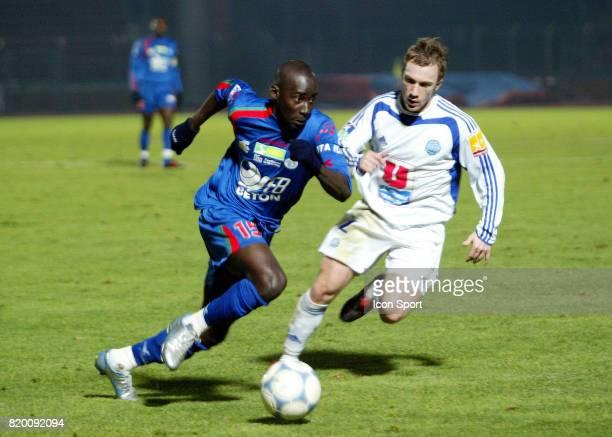 Amadou MBODJI Creteil / Le Havre 22eme Journee de Ligue 2