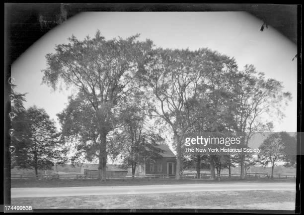 Amagansett / Wainscott, Long Island: W.B. Hand House, north side of Main Street, New York, New York, late 19th or early 20th century.