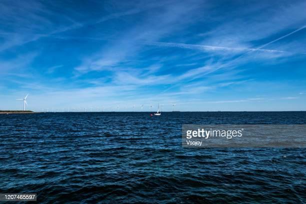 amager helgoland seascape i, copenhagen, denmark - vsojoy stock pictures, royalty-free photos & images