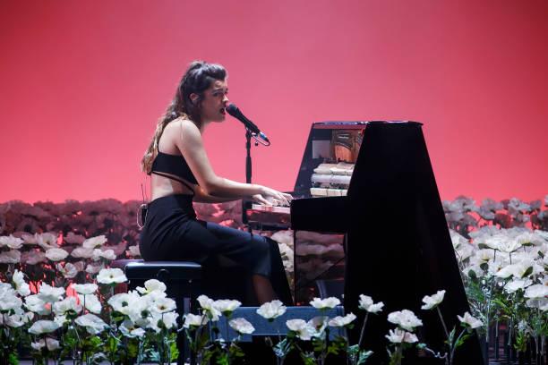 ESP: Amaia Concert In Barcelona