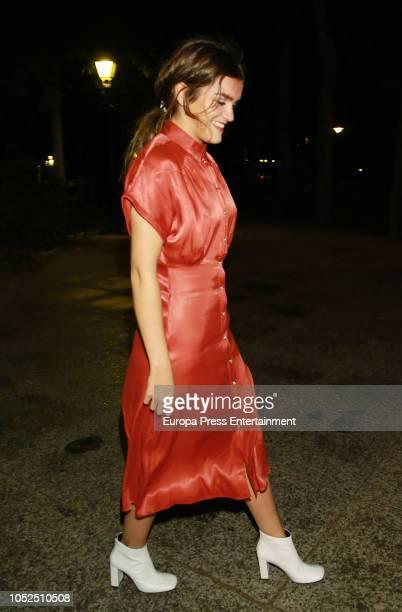 Amaia Romero attends the Cosmpolitan Awards at Florida Retiro on October 18 2018 in Madrid Spain