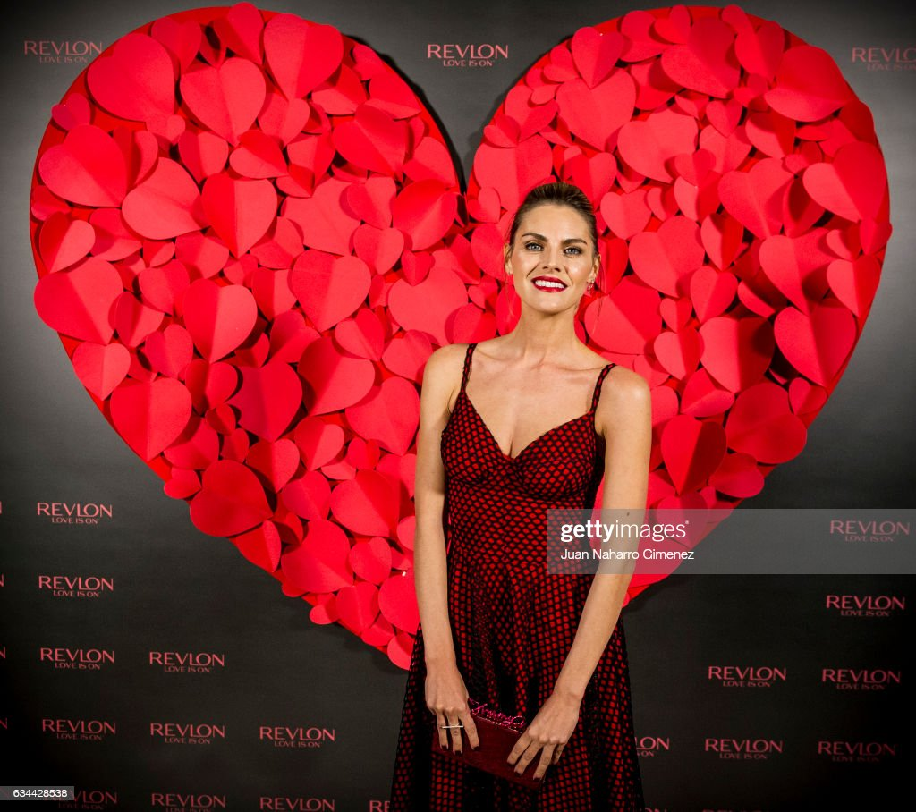 Revlon 'Love Is On' Launch in Madrid