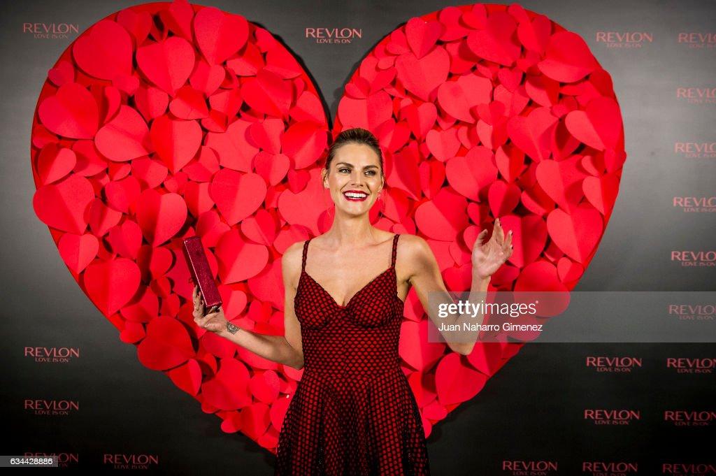Revlon 'Love Is On' Launch in Madrid