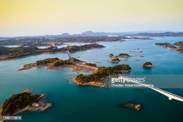 amakusa islands, kumamoto prefecture, kyushu, japan, asia - kumamoto prefecture stock pictures, royalty-free photos & images