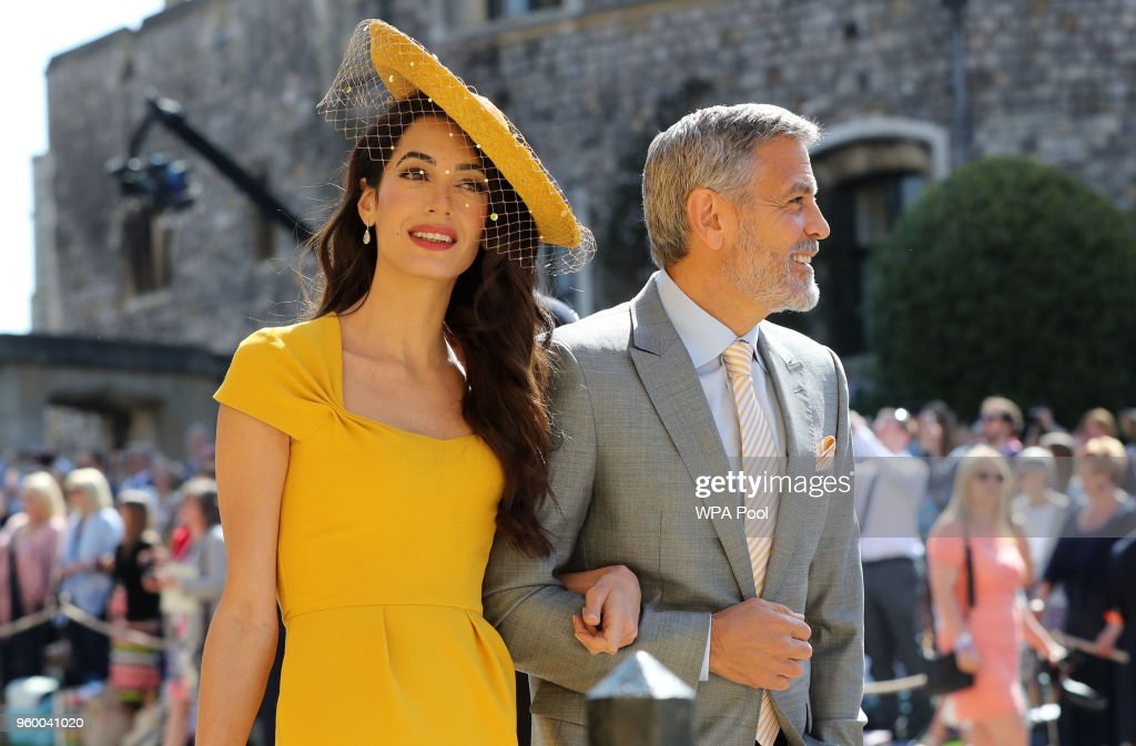Royal Wedding Photos: The Best Dressed Guests