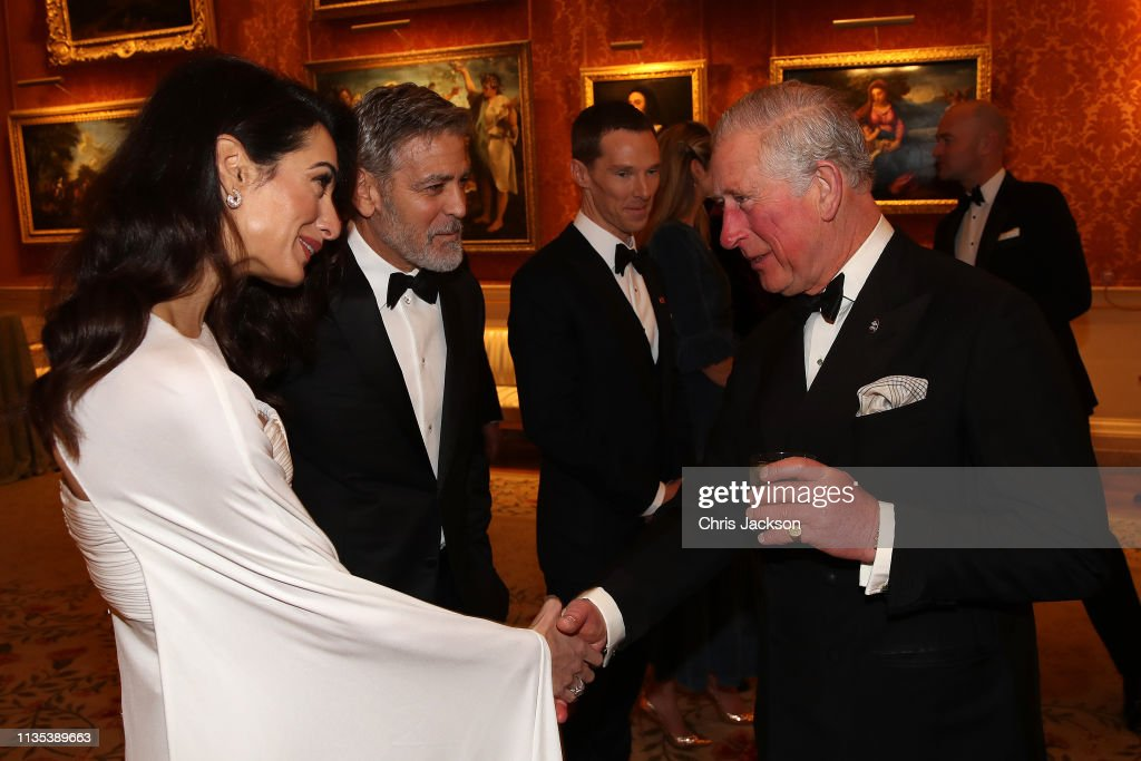The Prince Of Wales Hosts Dinner To Celebrate 'The Prince's Trust' : News Photo