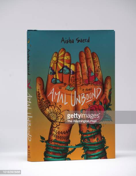A Novel written by Aisha Saeed is part of KidsPost's annual summer book club readings photographed in the Washington Post studio in Washington DC on...