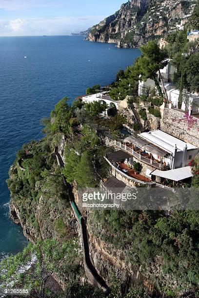 Amalfi Coast Hotel Resort Mediterranean Sea, Italy