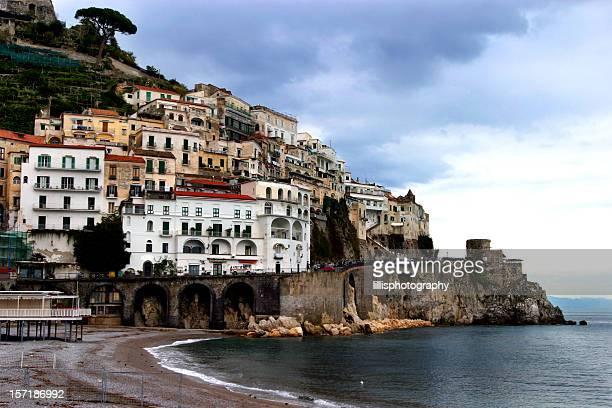 アマルフィ海岸イタリア