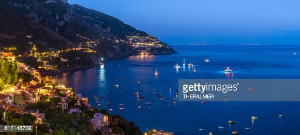 costa de amalfi - positano - positano fotografías e imágenes de stock