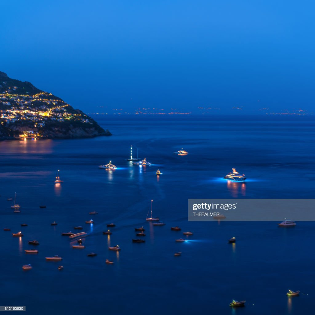 Amalfi Coast - Positano : Stock Photo