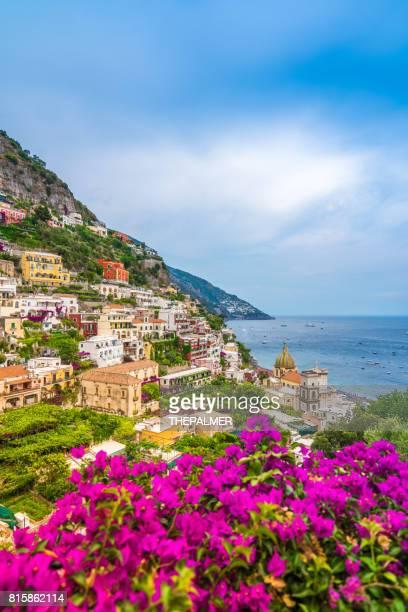 amalfi coast - positano - amalfi coast stock photos and pictures
