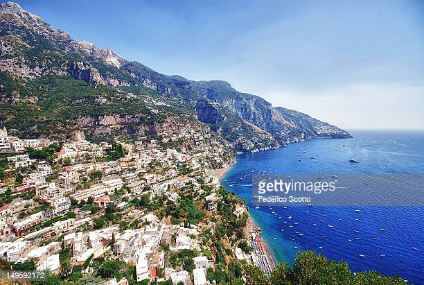 Amalfi Coast sea