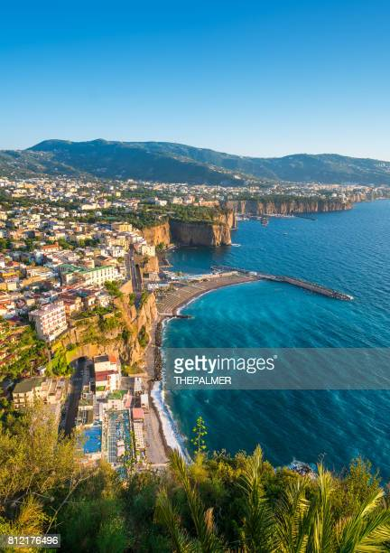 amalfi coast - sorrento - sorrento stock pictures, royalty-free photos & images